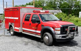 100 Light Duty Truck Sold 2009 Ford Rescue Command Fire Apparatus