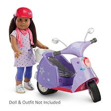 American Girl Truly Me Scooter Helmet Set For 18 Inch Dolls