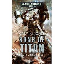Sons Of Titan Paperback David Annandale