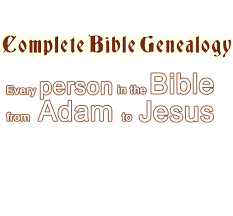 Complete Bible Genealogy