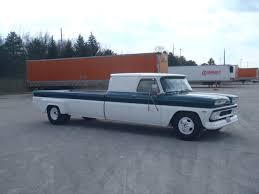 100 1965 Chevy Truck C10 Long Bed Chevrolet S