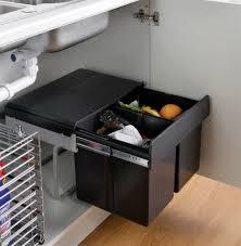Simplehuman Sink Caddy Canada by Wesco Shorty Waste Bin The Full Extension U0027shorty U0027 Waste Bin Is