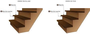 parquet pour escalier fabulous profil emboitable lgant au design