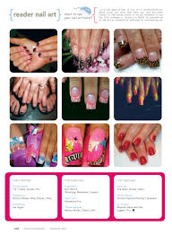 100 Nail Art 2011 S Magazine January By Bobit Business Media Issuu