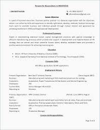 Cover Letter Examples For Team Leader Position Elegant Example A Resume Unique