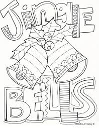 Jingle Bears Coloring Page More Easy PagesPrint