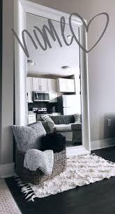 living room decor small apartment big mirrors 61 ideas