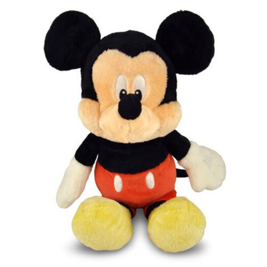 Kids Preferred Plush Doll - Mickey Mouse, 12""