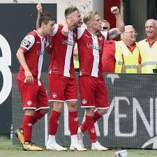 3 Liga 3 Spieltag Mit Kaiserslautern Braunschweig Karlsruhe