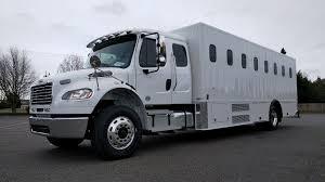 Prisoner & Crew Transport Vehicles / Truck Bodies – TriVan Truck Body