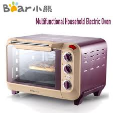 One2More Original Bear DKX 218UB Purple Oven Electric Stove Double Insulated Thicker