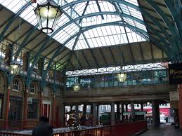 Free Stock photo of Covent Garden Market Building
