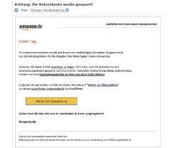amazon si e amazon phishing nutzerkonto daten überprüfen oder 49 95 eur zahlen