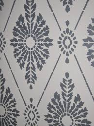Simple Wall Designs Stencils Fashionate Trends
