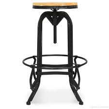 2019 Vintage Bar Stool Industrial Metal Design Wood Top Adjustable Height  Swivel From Newlife2016dh, &Price; | DHgate.Com Adjustable Height Swivel Barstool 3 Pieces Bronze Color Kitchen Home Chair Seat Ebay Pueblo Bar Stool With Iron Base By Intertional Fniture Direct At Dunk Bright American Antique Industrial Design Pu Leather Round Sage Office Mid Back Armrest Boston Oria Original Early 20th Century Welded Joint Antique American Medical Adjustable Height Dental Or Hospital Examination Room Swivel Chair Armrests And Tyner Porthos White Adjustableheight Winford Mix Grey Tuffed Viscologic Serenity 23 To 31 Inch Bar Stools Set Of 2