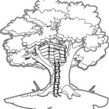Magic Tree House Coloring Pages To And Print For Adult