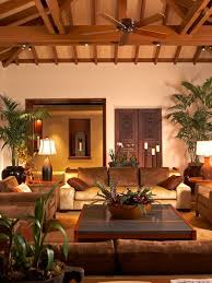 I Picture Myself On Vacation Somewhere When See The Rustic Style Decor Tropical Living Room By Ownby Design
