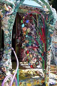 mosaic tile house venice california home