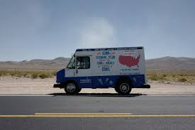 Feeding America's Ice Cream Truck Road Trip For Hunger Awareness