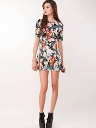 Western Wear Stores Skater Dresses For Girls 2014