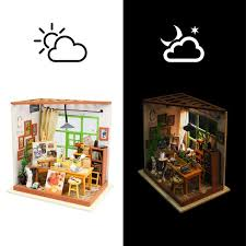 Detail Feedback Questions About Handmade Doll House With Furniture
