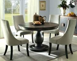 Round Dining Room Tables Table For 6 Chairs