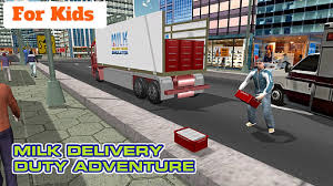 100 Moster Milk Truck Delivery L For Kids Garbage S Pinterest