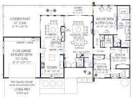 100 Modern Houses Blueprints Mid Century House Plans Ranch JAMES DECORATIONS