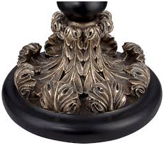 Bronze Torchiere Floor Lamp by Florencio Antique Gold Torchiere Floor Lamp Amazon Com
