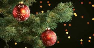 Stock Video Of Decorated Branch Od A Christmas Tree Ideas With Lights And