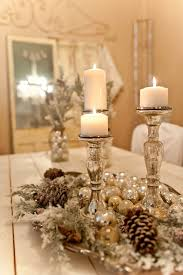 47 Easy And Simple Christmas Table Centerpieces Ideas For Your Dining RoomHomeDecorish