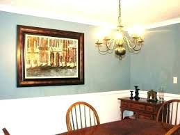 Dining Room Paint Ideas With Chair Rail Molding