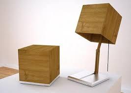 Wooden Desk Lamp Plans