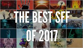 Images Featuring 25 Small Book Cover And The Text Best SFF Of 2017