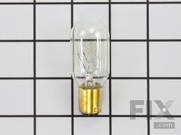 norge dryer light bulb 120v 25w wpa3167501 fix