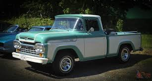 1959 Ford F100 V8 Styleside Pickup 1959 Ford F100 V8 Styleside Pickup Test Sig And Pics Red 59 F100 Shortbed Restomod Ratrod Minor Sensation Hot Rod Network Directory Index Trucks1959 F600 Truck Garage Ideas Pinterest My Before After Photos Video Youtube 01 Ncp By Newcaledoniaphotos On Deviantart 1958 To 1960 For Sale Classiccarscom Sale Near Silver Creek Minnesota 55358 Ford Truck Clipart Clipground Bagged Lowrider