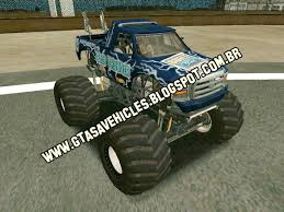 Monster Jam Trucks Pack | Gta San Andreas Mods Cleo 3 Hilarious Gta San Andreas Cheats Jetpack Girl Magnet More Bmw M5 E34 Monster Truck For Gta San Andreas Back View Car Bmwcase Gmc For 1974 Dodge Monaco Fixed Vanilla Vehicles Gtaforums Sa Wiki Fandom Powered By Wikia Amc Pacer Replacement Of Monsterdff In 53 File Walkthrough Mission 67 Interdiction Hd 5 Bravado Gauntlet