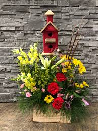 100 Blooming House A Home In Saginaw MI Gaertners Flower Shops Greenhouses