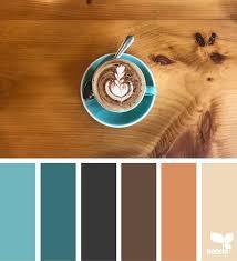 welche farbe passt zu braun farbkombinationen für