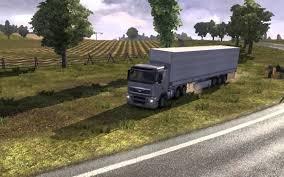Euro Truck Simulator 2 Mod Autostop ILLEGAL CARGO   Euro Truck ...