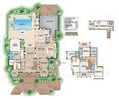 100 Beach Home Floor Plans West Indies House Plan 2 Story Caribbean Plan
