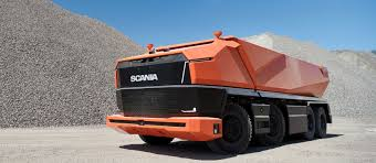 100 Pioneer Trucks A New Cabless Concept Revealing Scania AXL Scania Group