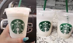 How To Order The White Drink From Starbucks Secret Menu
