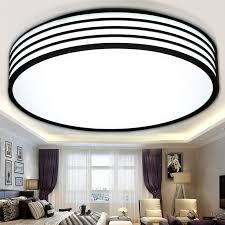 brilliant led flush mount ceiling light 14 25w throughout
