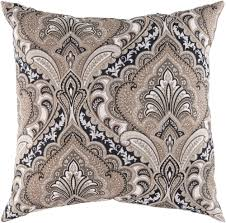Pier One Outdoor Throw Pillows by Distinguished Damask Outdoor Pillow Cover Yeni Kadife Damask
