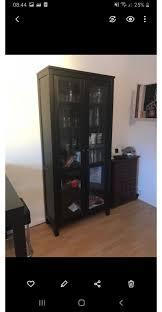 wohnzimmerschrank schwarz