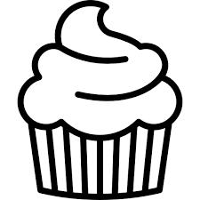 Cupcake free icon