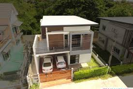 100 Modern Two Storey House Twostorey House In Pattaya