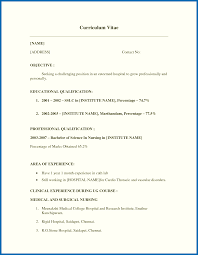 Resume High School Student No Experience For Students With Sample Resumes Work Job Examples