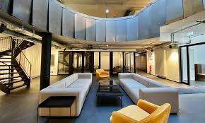 coworking space and offices meeting rooms in